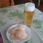 チョムパイ - 2014/11/02・11:40 生ビール