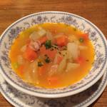 フォレスタ - 野菜のスープ