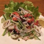 フォレスタ - 魚介のサラダ