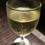 Itamaeyakinikuisshou - グラスワイン白