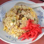 餃子軒 - 料理写真:焼飯