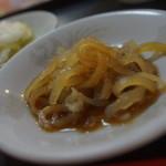 中華料理 栄華 - 小鉢