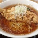 """広州屋台 - 料理写真:パイコー麺;""""カツラー""""としてはライト級w @2014/11/02"""