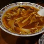桜木屋 - 広東麺