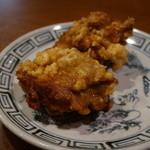 桜木屋 - 鶏の唐揚げ