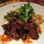 ニジイロ アルコバレーノ - 牛肉のマルサラソース❤︎