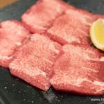 焼肉 乙ちゃん - 上タン塩【2014年9月】