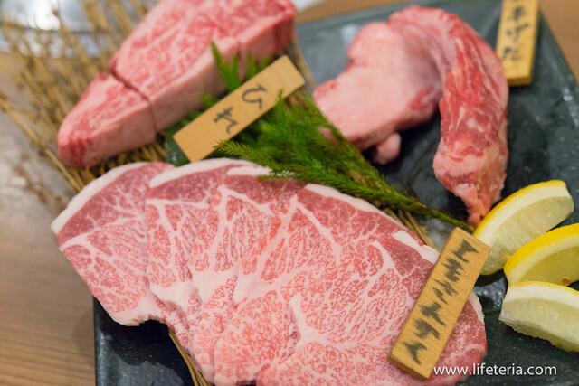 焼肉 乙ちゃん 本店の料理の写真