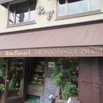 Rue Favart -