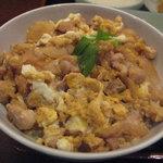 麺酒房 文楽 - 親子丼