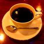 珈琲館 くすの樹 - 珈琲館くすの樹@西東京市モーニングサービス650円ストロングコーヒー横景