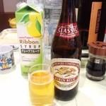 Takahashi - 瓶ビール(14.11.03)