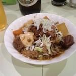 Takahashi - 牛スジ煮込み(14.11.03)