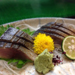 米八 - 141029 〆鯖炙り