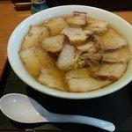 32187599 - 【2014/11】焼豚ラーメン