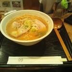 32187828 - 味噌ラーメン(650円)