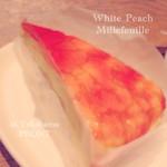 プロント - 白桃のミルフィーユ