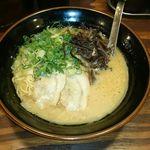32188452 - 味噌とんこつ(麺固め)