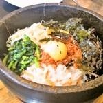 スンチャン - 石焼ビビンバ(セット)