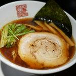 曙ラーメン - 煮干し醬油ラーメン