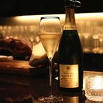 カーヴドシャンパーニュ ディヴァン - Champagne Selosse-Pajon Blanc de Blanca Grand Cru (2014/10)