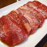 韓国料理ジャンチ村 - 和牛カルビ