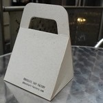 チョコレートタルトファクトリー - 箱