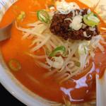 台湾料理 来来来 - 料理写真:担々麺