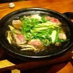 32194950 - 鴨葱豆腐(1400円)
