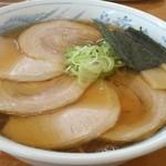 旬麺 - 焼き干しラーメン