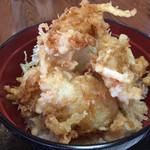 食事処 白帆 - ホタテ丼   ¥980