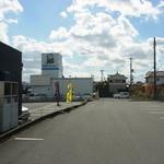 博多長浜らーめん 夢街道 四条大路店 - 第2駐車場があります。(2014.11)