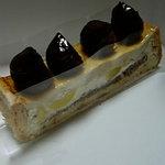 東方美人 - マロンーのケーキ