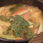 美福苑 - 海鮮チゲ