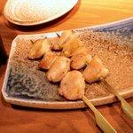 比内や - ぼんぢり(1串350円)