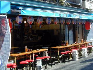 居酒屋浩司 浅草店 - 2007年はこんなにガラガラだったのに