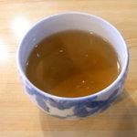 南樽砂場 - 番茶