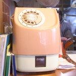 南樽砂場 - 懐かしピンク電話