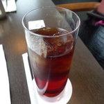 レストランアマデウス - ☆冷んやり紅茶もオーダー(#^.^#)☆