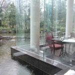 レストランアマデウス - ☆お外は雨でしたぁ(涙)☆
