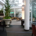 レストランアマデウス - ☆広々とした空間がホテルのお店ですよね~◎☆