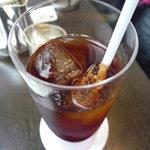 レストランアマデウス - ☆冷んやり紅茶も癒されますね☆