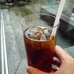 レストランアマデウス - ☆乾杯をしてゴクリ(^v^)☆
