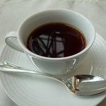 レストランアマデウス - ☆温かいアールグレイの紅茶です(*^^)v☆