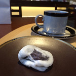 儀平 - コーヒー(うすかわ1個つき)