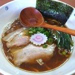 なんぷぅ - 醤油ラーメン680円