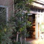 あきゅらいず 森の食堂 - 外観 天文台通り側から