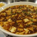 四川京 - 料理写真:麻婆豆腐
