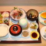 葉ら - 葉らミニ懐石¥3500