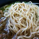 のぉくれ - くろ(麺アップ)